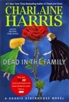 Harris, Charlaine - Dead in the Family (Signed First Edition)