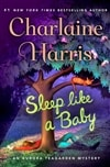 Harris, Charlaine | Sleep Like A Baby | Signed First Edition Book