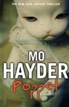 Hayder, Mo / Poppet / Signed First Edition Uk Book