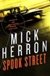 Herron, Mick | Spook Street | Signed First Edition Book