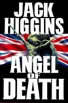 Angel of Death | Higgins, Jack | First Edition Book