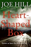 Signed Joe Hill Heart-Shaped Box