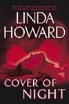 Howard, Linda / Cover Of Night / Signed First Edition Book