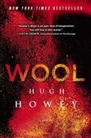 Wool by Hugh Howey Signed 1st UK edition