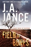 Field of Bones by J.A. Jance | Signed First Edition Book