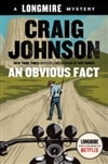 Johnson, Craig | Obvious Fact, An | Signed First Edition Book