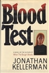 Kellerman, Jonathan / Blood Test / Signed First Edition Book