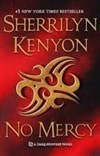 Kenyon, Sherrilyn - No Mercy (Signed First Edition)