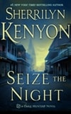 Kenyon, Sherrilyn | Seize the Night | Signed First Edition Book
