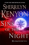 Kenyon, Sherrilyn | Sins of the Night | Signed First Edition Book