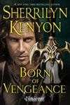 Kenyon, Sherrilyn | Born of Vengeance | Signed First Edition Book