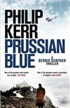 Kerr, Philip | Prussian Blue | Signed First Edition UK Book