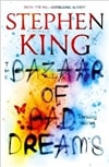 King, Stephen | Bazaar of Bad Dreams, The | First Edition UK Book
