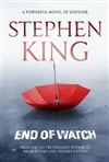 King, Stephen | End of Watch | First Edition UK Book