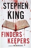 King, Stephen | Finders Keepers | First Edition Book