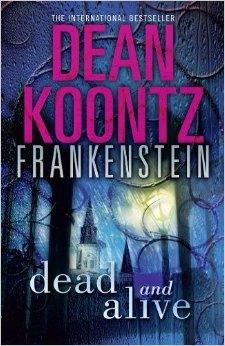 Dean Koonz Frankenstein Lot of 5 Complete Series Set Prodigal Son City of Night