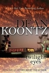 Koontz, Dean / Twilight Eyes / Signed First Edition Trade Paper Book