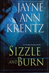 Krentz, Jayne Ann - Sizzle and Burn (Signed First Edition)