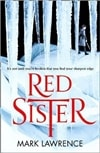 Red Sister | Lawrence, Mark | Signed First UK Edition Book