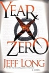 Long, Jeff - Year Zero (Signed First Edition)