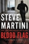 Blood Flag | Martini, Steve | Signed First Edition Book
