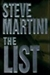 Martini, Steve | List, The | Signed First Edition Book
