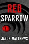 Matthews, Jason - Red Sparrow (Signed, 1st)