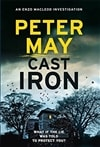 May, Peter | Cast Iron | Signed First Edition Book
