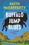 McCafferty, Keith | Buffalo Jump Blues | Signed First Edition Book