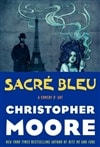 Sacre Bleu | Moore, Christopher | Signed First Edition Book