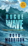 Morrison, Boyd - Rogue Wave (Signed First Edition PBO)