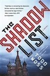 Moss, Todd | Shadow List, The | Signed First Edition Book