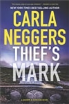Neggers, Carla | Thief's Mark | Signed First Edition Book