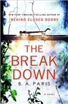Paris, B.A. | Breakdown, The | Signed First Edition Book