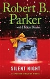 Brann, Helen (as Parker, Robert B.) - Silent Night (Signed, 1st)