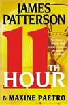 Patterson, James & Paetro, Maxine - 11th Hour (Signed First Edition)