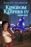 Kingdom Keepers 4: Power Play | Pearson, Ridley | Signed First Edition Book