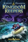 Kingdom Keepers 5: Shell Game | Pearson, Ridley | Signed First Edition Book