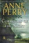 Perry, Anne / Corridors Of The Night / Signed First Edition Book