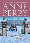 Perry, Anne | Christmas Return, A | Signed First Edition Book