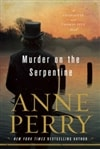 Perry, Anne | Murder on the Serpentine | Signed First Edition Book