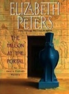 Peters, Elizabeth / Falcon At The Portal, The / Signed First Edition Book
