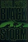 Poyer, David - Black Storm (Signed First Edition)