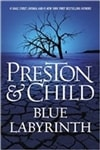Preston, Douglas & Child, Lincoln - Blue Labyrinth (Double-Signed First Edition)