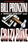 Pronzini, Bill / Crazybone / Signed First Edition Book