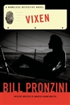 Vixen by Bill Pronzini | Signed First Edition Book