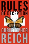 Reich, Christopher - Rules of Deception (Signed First Edition)
