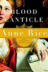 Blood Canticle | Rice, Anne | Signed First Edition Book