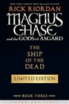 Riordan, Rick | Ship of the Dead | Signed Limited Edition Book