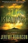 Robinson, Jeremy - Island 731 (Signed First Edition)